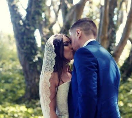 Marfield House wedding reception