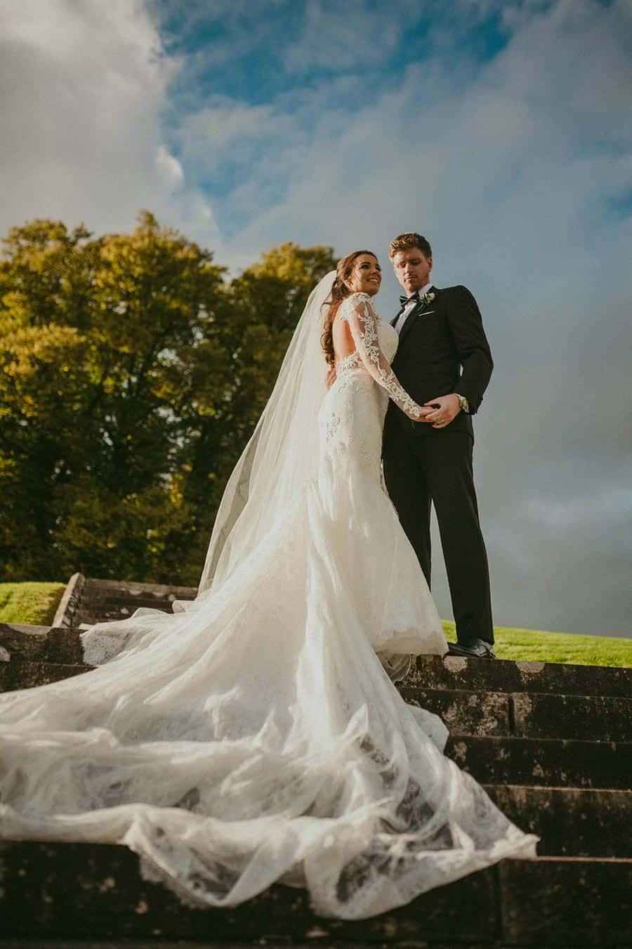 Wedding at Castle Leslie