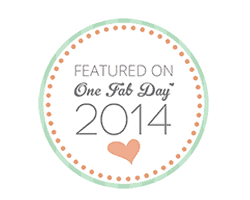 Featured on One Fab Day 2014
