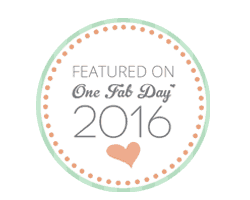 Featured on One Fab Day 2016